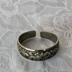 Bracelet métal ethnique