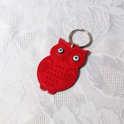 Porte-clés chouette avec oeil Nazar Boncuk