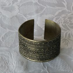 Bracelet large Berbère