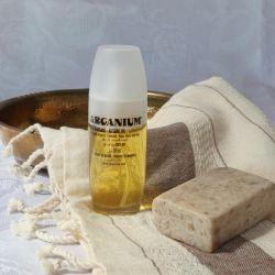 Duo huile d'Argan bio et savon naturel à l'huile d'Argan bio