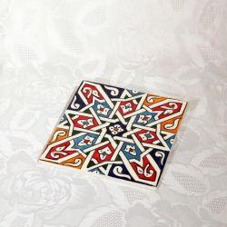 Carreaux décoratifs en céramique de Fès