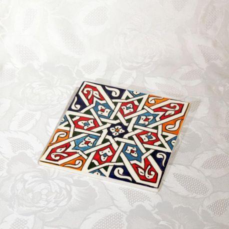 Carreaux de céramique de Fès, n°01