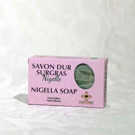 Savon naturel à l'huile de Nigelle saponifié à froid, 100g
