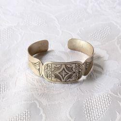Bracelet Berbère métal