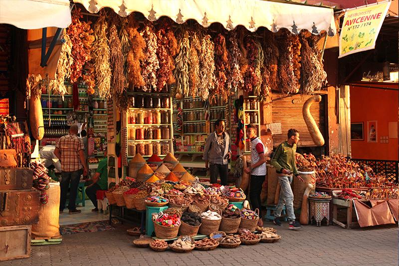 Les Souks De Marrakech Le Blog Senteurs Et Couleurs Du Souk