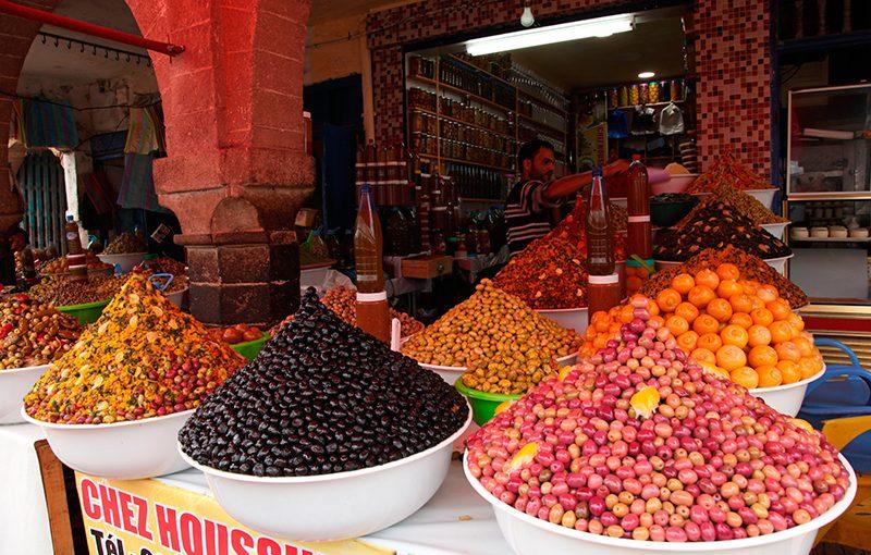 La médina d'Essaouira