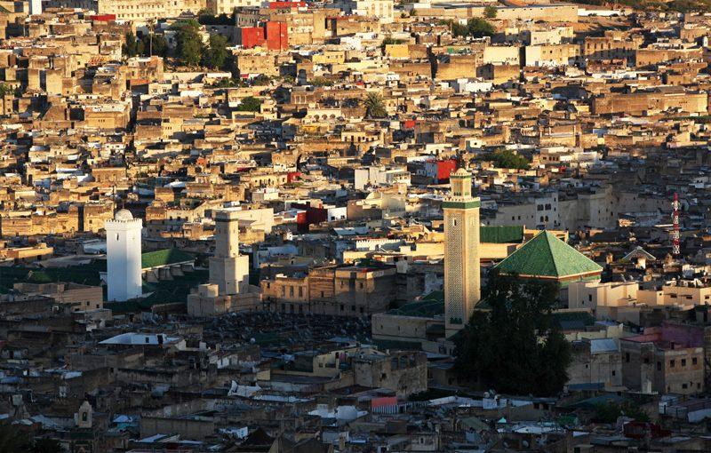 Maroc, la médina de Fès